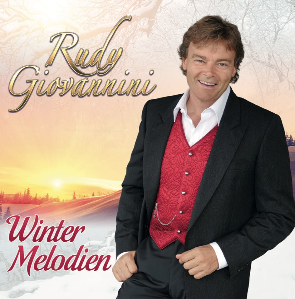 CD Rudy Giovannini Winter Melodien